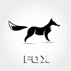 simple Stand fox ready logo