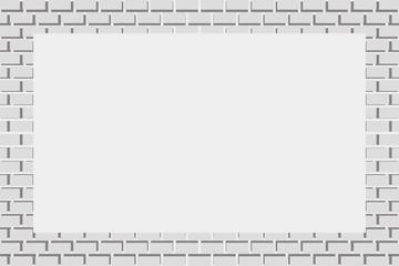 背景素材,煉瓦塀,タイル壁,ブロック,ピクチャーフレーム,写真枠,メッセージボード,アルバムタイトル