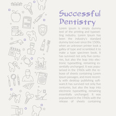 Informative webpage about dentistry