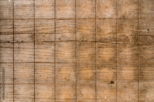 wood fence texture seamless. Brown Wood Fence Pattern And Seamless Background Texture