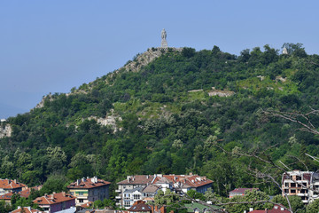 Bulgaria, Plovdiv, cityscape
