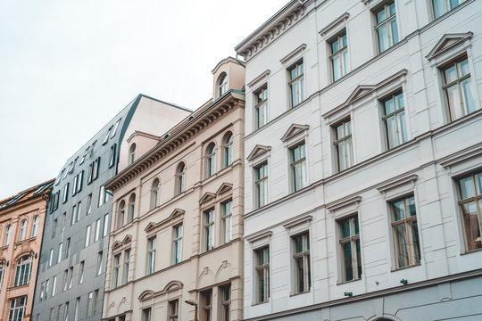 residential buildings in the heart of west berlin