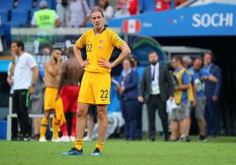 World Cup - Group C - Australia vs Peru