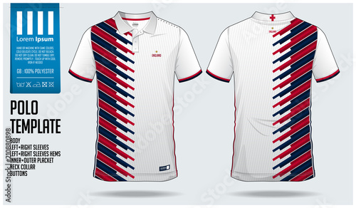 England Team Polo T Shirt Sport Template Design For Soccer Jersey Football Kit Or