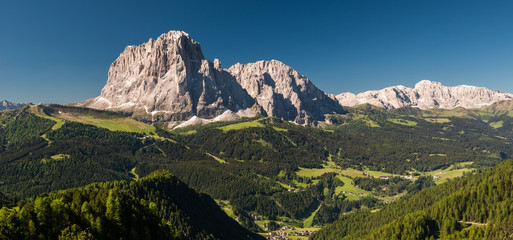 Gardena Valley, Italy