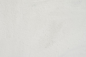 White Plaster Wall Texture. Empty Bright Plaster Background