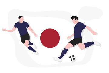 Japan fifa football team world cup 2018