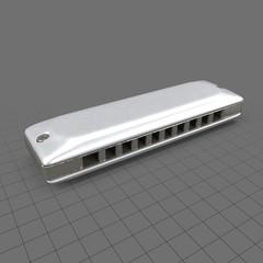 Classic harmonica