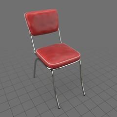 Retro diner chair