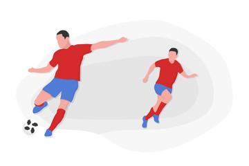 Football team fifa 2018 world cup