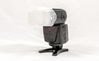 Unbranded external flash unit for DSLR camera
