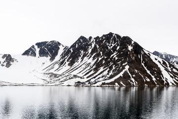 Rocks in Arctic