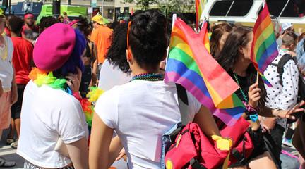 Gay Pride / Marche des fiertés