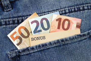 Bonuszahlung