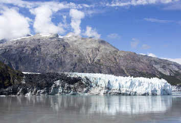 Photo sur Plexiglas Glaciers Alaska's Melting Glacier