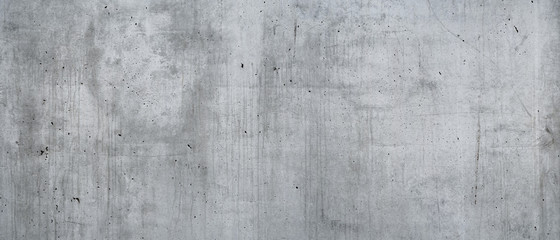 Texture of dirty gray concrete wall for background