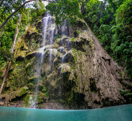 Tumalog Falls, Oslob, Philippines