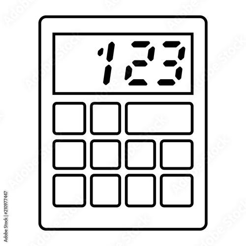 Icon Taschenrechner Stockfotos Und Lizenzfreie Vektoren Auf