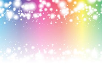 背景素材,ぼかし,夜空,雲,天の川,銀河,光,輝き,煌めき,オーブ,夜空,星屑,パステルカラー,星空