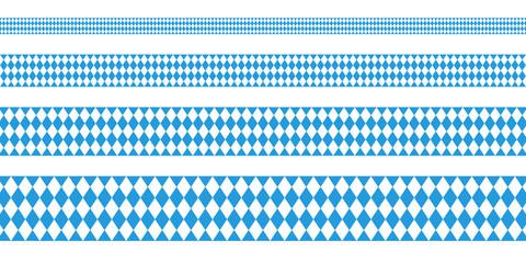 Banner Octoberfest Straight Pattern
