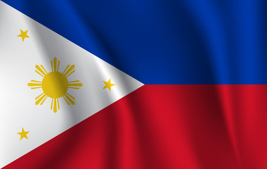 Stock Flag of the Philippines - Proper Dimensions