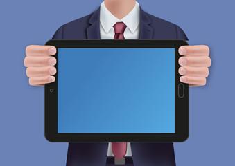 tablette - smartphone - présentation - technologie - écran - numérique - communication - communiquer
