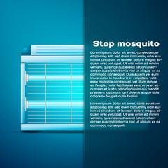 Electric mosquito trap