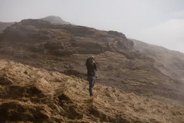 Travel in Iceland Golden Dyrhólaey