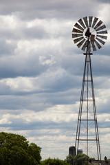 The Farm Wind Mill