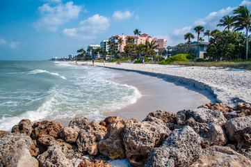 Naples, Florida Shoreline