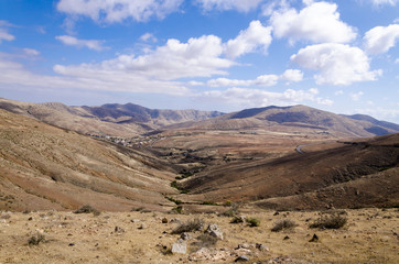 Mountain valley: the view from Morro Velosa viewpoint