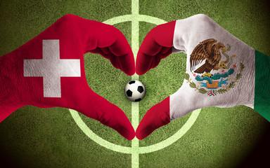 Switzerland vs Mexico
