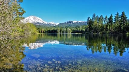 Mount Lassen California