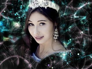 Mystical princess and Universe