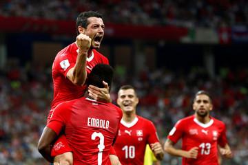 World Cup - Group E - Switzerland vs Costa Rica