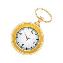 Pocket watch golden