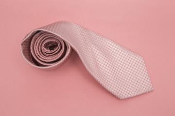 mens fashion pink tie
