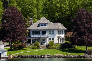 The Mansion at the Lake