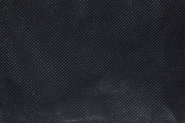 Black fabric dirty texture background
