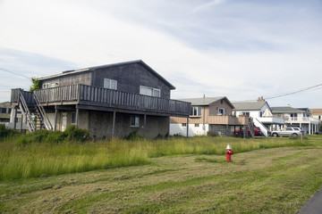 beach houses Ditch Plains Montauk Hamptons New York