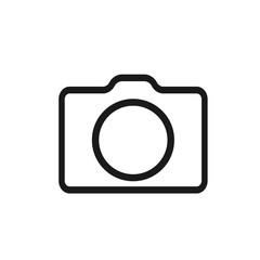 camera social media vector icon