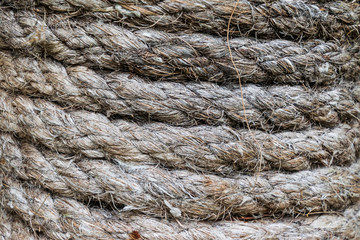 Rope background.