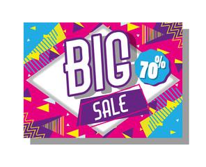 Big sale poster memphis tyle