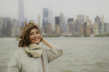 Donna a New York