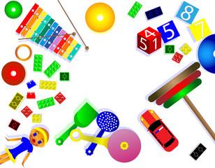 children's toy world