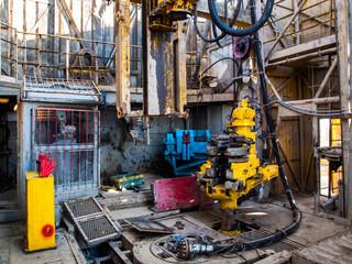 drilling rig works tipe