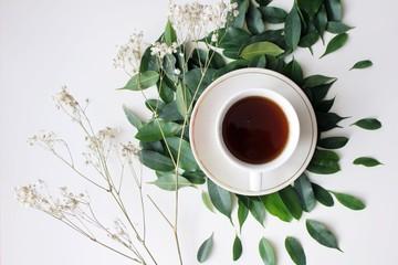 чашка чая  2