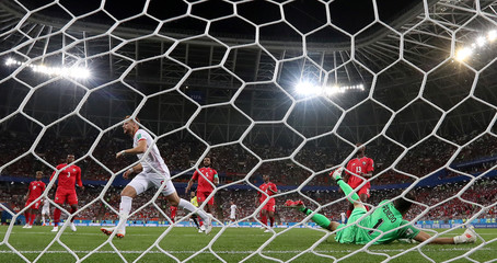 World Cup - Group G - Panama vs Tunisia