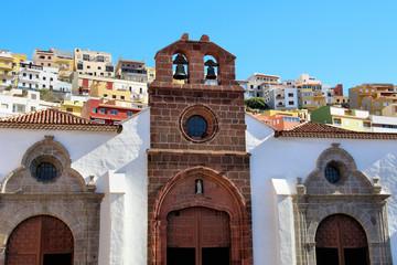 Nuestra Señora de la Asunción in San Sebastián de La Gomera
