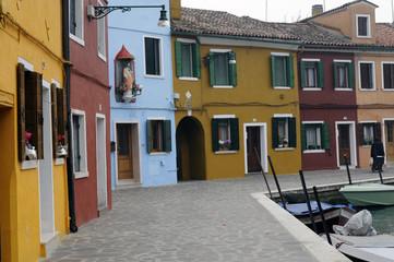 Burano, Venedig, Venetien, Italien, Europa